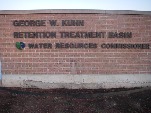 George Kuhn Retention Treatment Basin