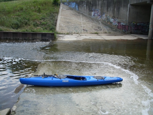 Red Run Kayak  Dequindre 1