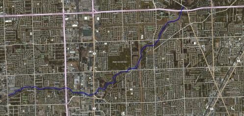 Red Run Bike Path