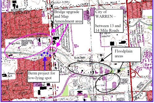 Red Run Eckstein Park Floodplain