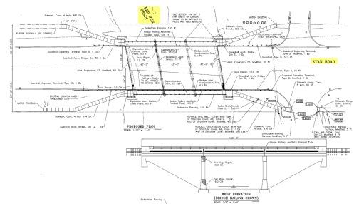 Bridge Proposal Ryan Road