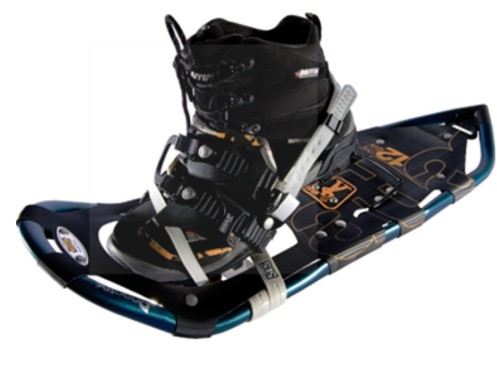 Hiking Boot SnowShoe