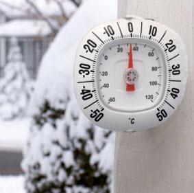 Cold temperatures
