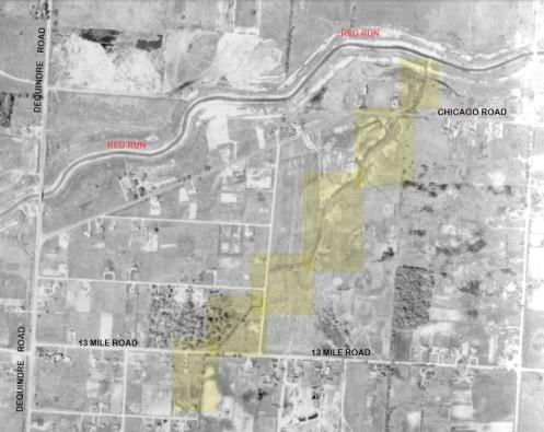 Halmich Park Site 1956