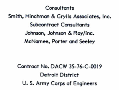 USACE Contract Detroit