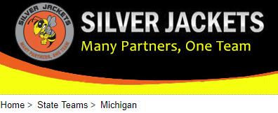 Logo Silver Jackets